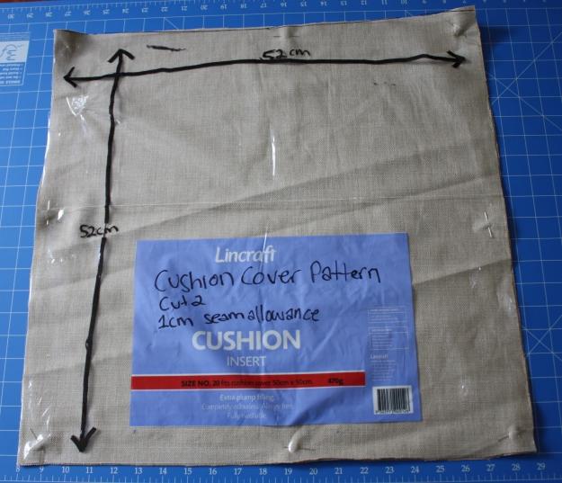 06 cut main fabric