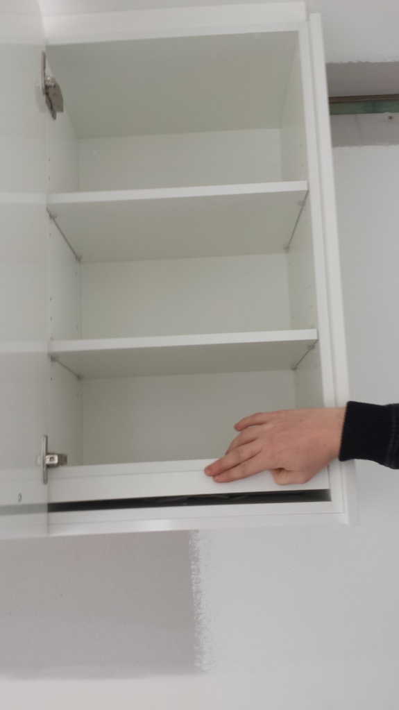 False shelf